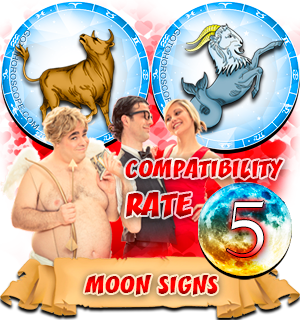 Compatibility Horoscope for Taurus and Capricorn
