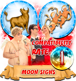 Compatibility Horoscope for Taurus and Gemini