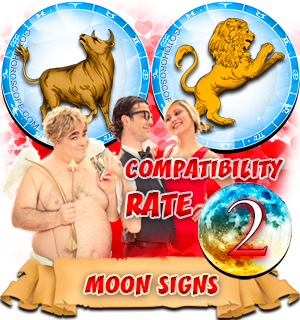 Compatibility Horoscope for Taurus and Leo