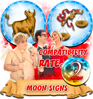 Compatibility Horoscope for Taurus and Libra