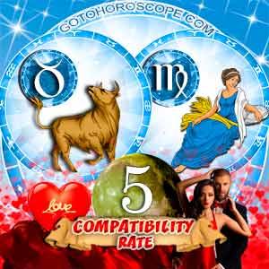 Compatibility Horoscope for Taurus and Virgo