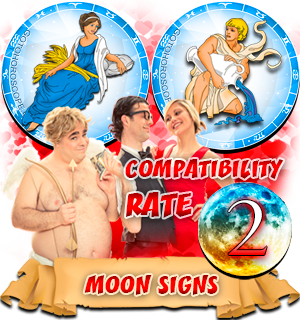 Compatibility Horoscope for Virgo and Aquarius