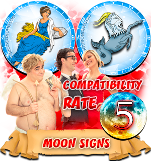 Compatibility Horoscope for Virgo and Capricorn
