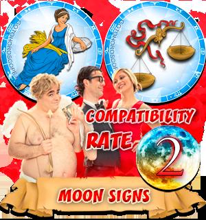 Compatibility Horoscope for Virgo and Libra