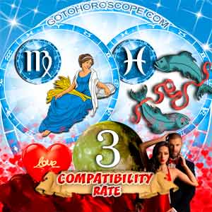 Compatibility Horoscope for Virgo and Pisces