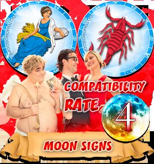 Compatibility Horoscope for Virgo and Scorpio