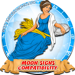 Virgo Zodiac Compatibility with Moon in Sign