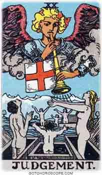 Judgement Tarot Card Meanings for Major Arcana