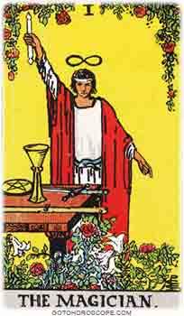 Magician Tarot Card Meanings for Major Arcana