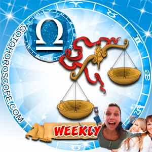 Weekly Horoscope for Libra image