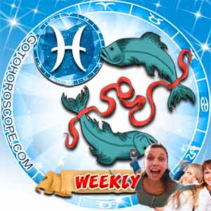 Weekly Horoscope for Pisces image