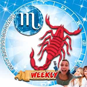 Weekly Horoscope for Scorpio image