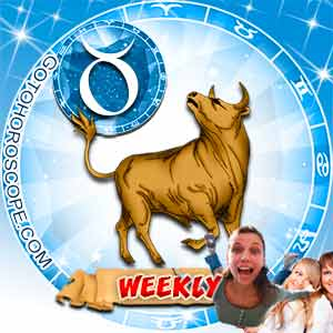 Weekly Horoscope for Taurus image
