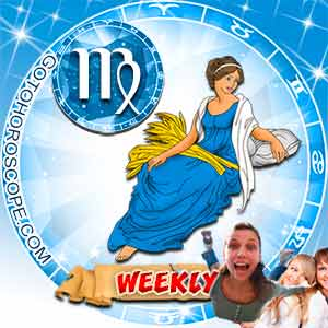 Weekly Horoscope for Virgo image