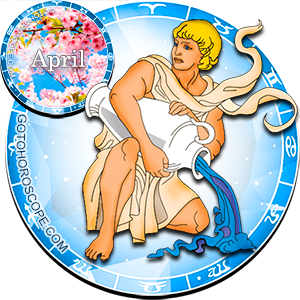 2012 April Horoscope Aquarius for the Dragon Year