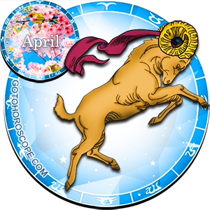 2013 April Horoscope Aries for the Snake Year