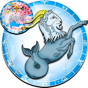 Monthly April 2013 Horoscope for Capricorn