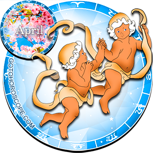 2012 April Horoscope Gemini for the Dragon Year