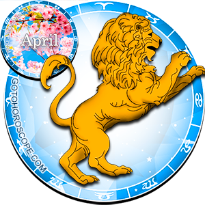 2012 April Horoscope Leo for the Dragon Year