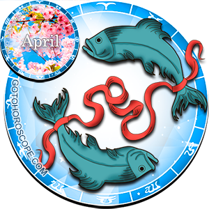2012 April Horoscope Pisces for the Dragon Year