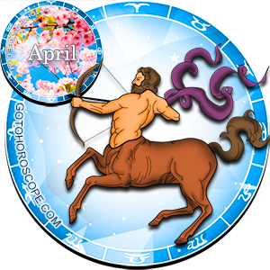 Sagittarius Horoscope for April 2014