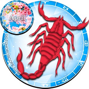 Monthly April 2016 Horoscope for Scorpio