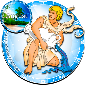 Aquarius Horoscope for August 2016
