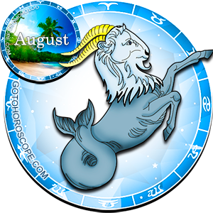 Monthly August 2011 Horoscope for Capricorn