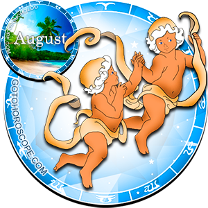 Monthly August 2015 Horoscope for Gemini