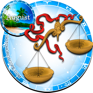 Monthly August 2012 Horoscope for Libra