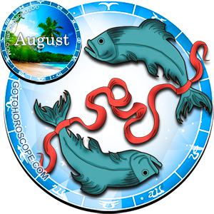2016 August Horoscope Pisces for the Monkey Year