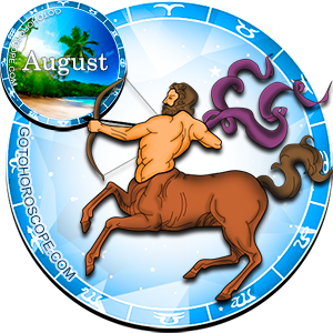 Monthly August 2014 Horoscope for Sagittarius