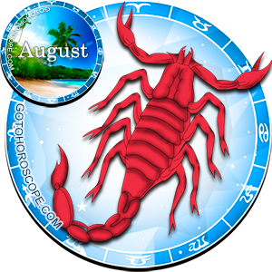 Daily Horoscope for Scorpio for August 18, 2012
