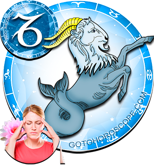 2015 Health Horoscope Capricorn for the Ram Year