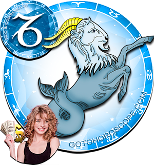 2015 Money Horoscope for Capricorn Zodiac Sign