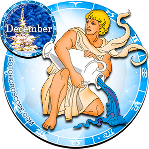 2013 December Horoscope Aquarius for the Snake Year