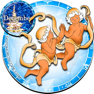Monthly December 2015 Horoscope for Gemini