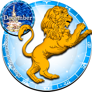 Monthly December 2015 Horoscope for Leo