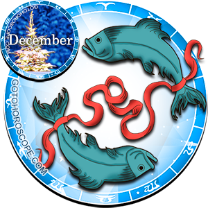 Monthly December 2015 Horoscope for Pisces