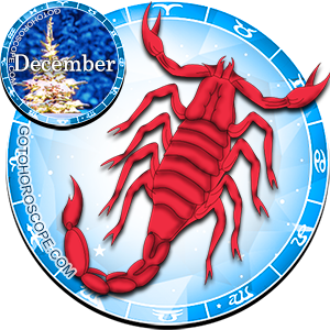 Monthly December 2014 Horoscope for Scorpio
