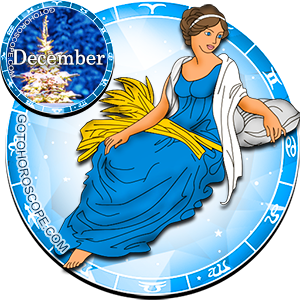 Monthly December 2011 Horoscope for Virgo