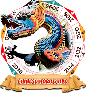 2016 Chinese Horoscope Dragon for the Monkey Year