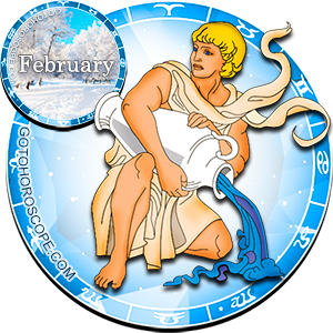 Monthly February 2015 Horoscope for Aquarius