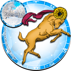 Monthly February 2016 Horoscope for Aries
