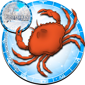 Daily Horoscope for Cancer for February 25, 2013