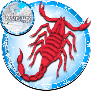 Daily Horoscope for Scorpio for February 18, 2012