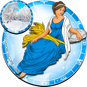 Monthly February 2013 Horoscope for Virgo