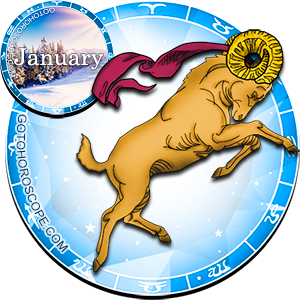 Monthly January 2013 Horoscope for Aries