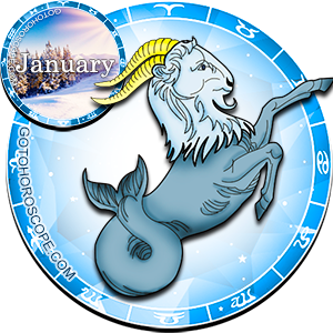 Monthly January 2012 Horoscope for Capricorn
