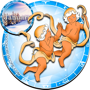 Monthly January 2013 Horoscope for Gemini